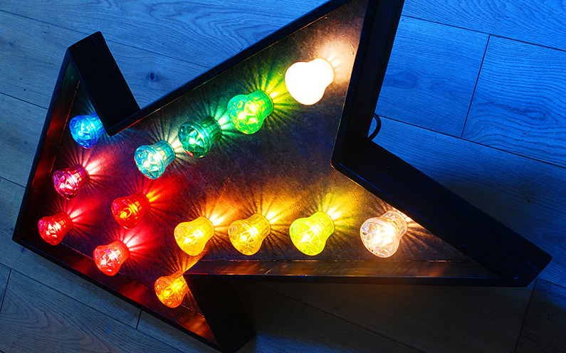 Illuminated Curiosities For Your Home Or Event Wynnandwonder
